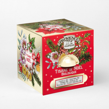 Christmas Organic Herbal Tea - 24 tea bags