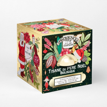 Santa Claus' Organic Herbal Tea - 24 tea bags